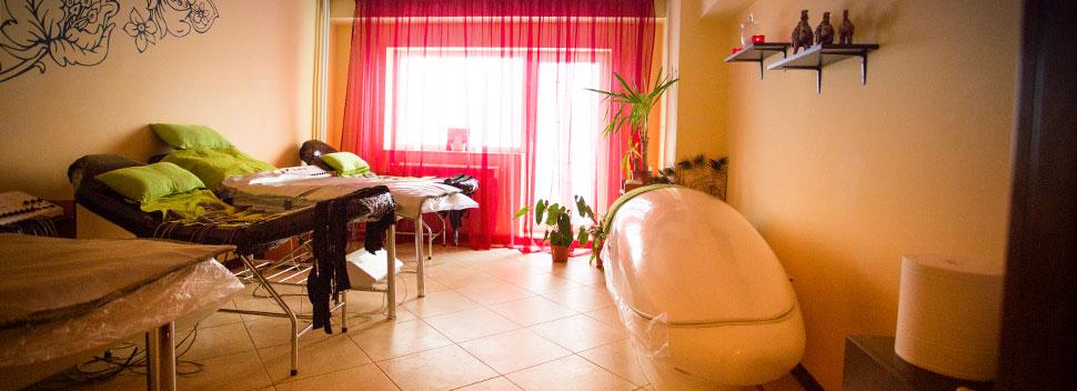 salon de slăbire a corpului)